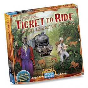 Ticket to Ride - Afrika