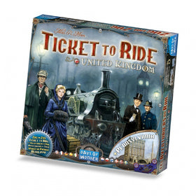 Ticket to Ride - UK & Pennsylvania