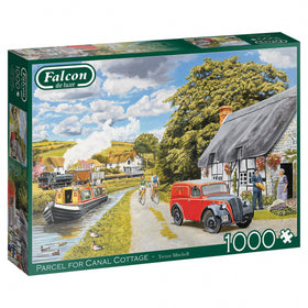 Parcel for Canal Cottage Puzzle  - 1000 stukjes