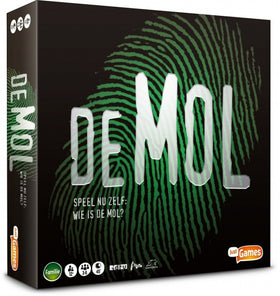 Wie is de Mol - BE Editie