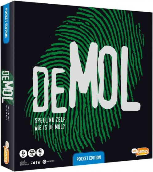 Wie is de Mol - Pocket Editie