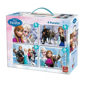 Disney Frozen Puzzel 4-in-1