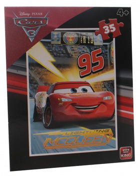 Disney Cars of Disney Legpuzzel - 35 stukjes