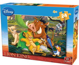Disney The Lion King Puzzle - 24 stukjes