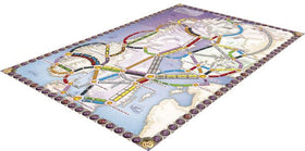 Ticket to Ride - Nordic Countries - EN