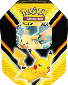 Pokémon Boosterset V Power Tin: Pikachu / Eevee / Eternatus