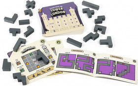 Professor Puzzle: Escape From The Tower Of London