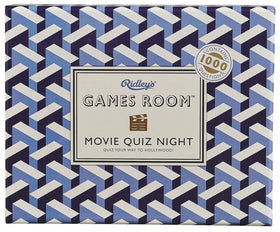 Quiz Games Room: Movie - EN