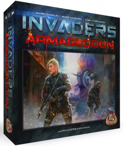 Invaders: Armageddon - EN