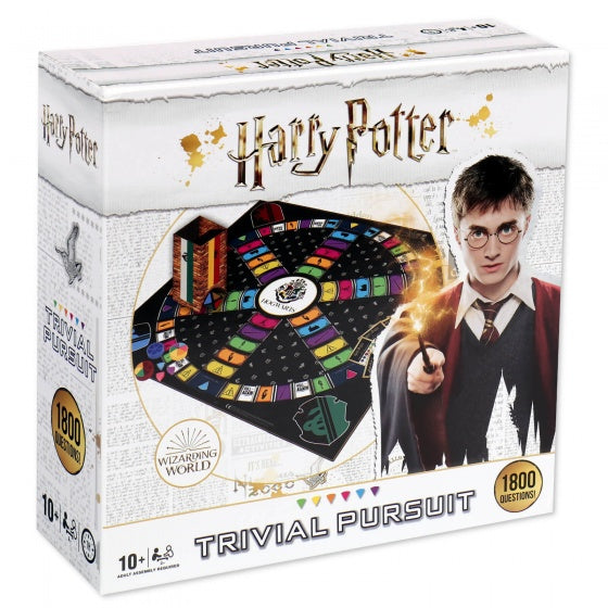 Trivial Pursuit Harry Potter - EN