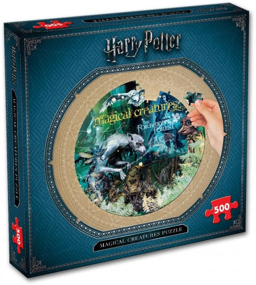 Harry Potter - Magical Creatures Puzzle - 500 stukjes