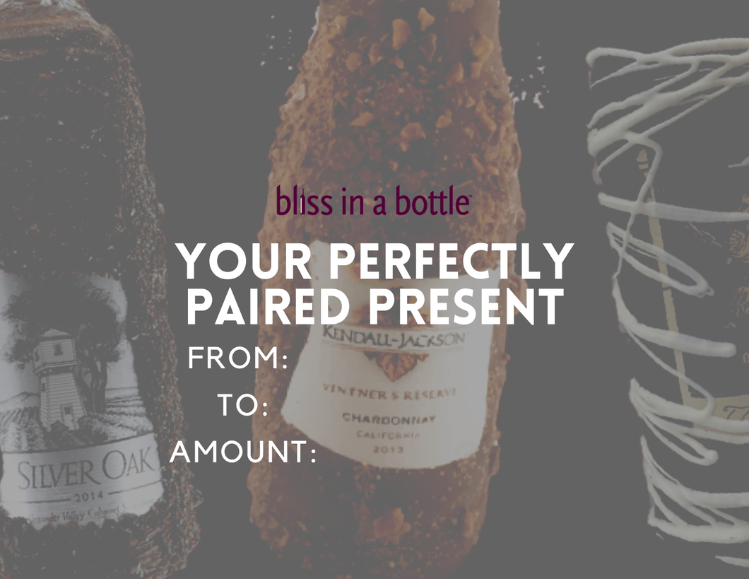 Bliss in a Bottle Gift Card