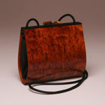 "Load image into Gallery viewer, ""Myrica"" Minaudiere-Bubinga"