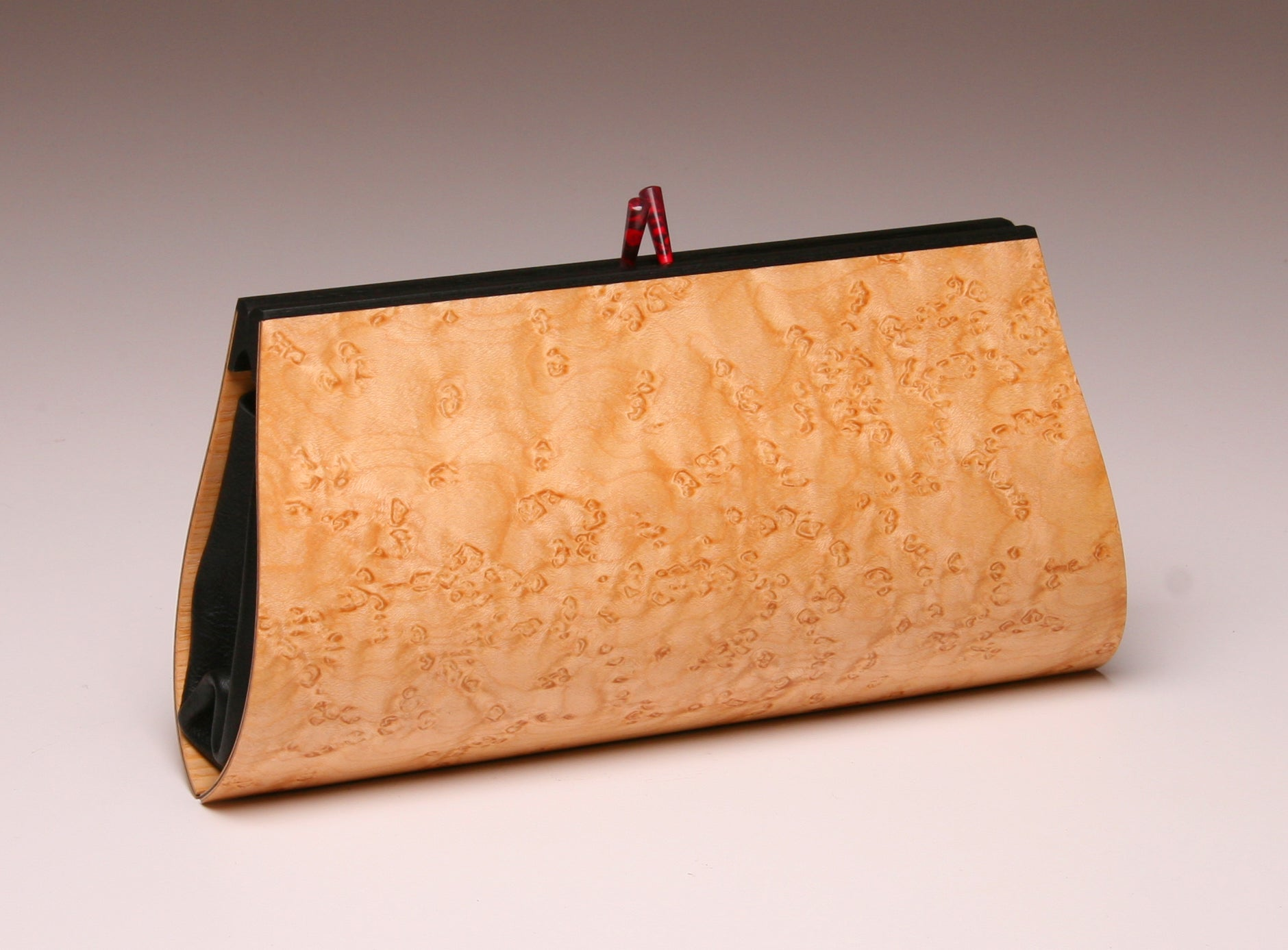 """Petrea"" Clutch-Birdseye Maple"