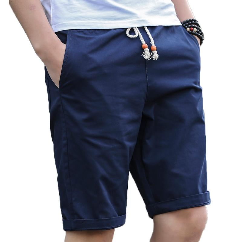 Hot 2020 Newest Summer Casual Shorts Men's Cotton Fashion Style Man Shorts Bermuda Beach Shorts Plus Size 4XL 5XL Short Men Male