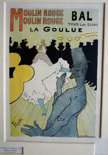 Ads Of The Masters: Posters, Dalí & Toulouse-Lautrec