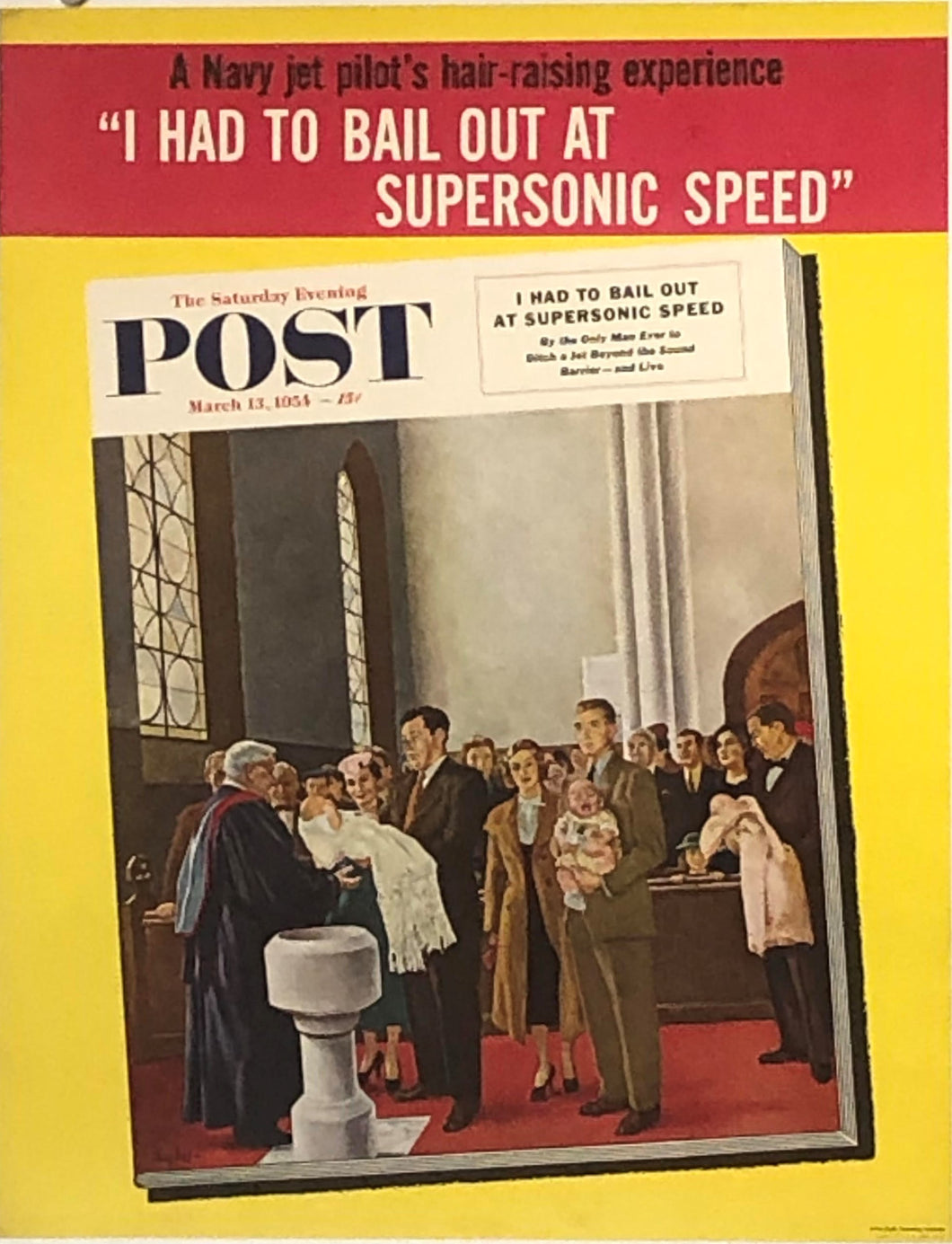 Saturday Evening Post (03/13/1954)