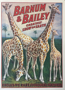Barnum & Bailey Greatest Show on Earth