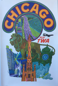 Chicago - TWA