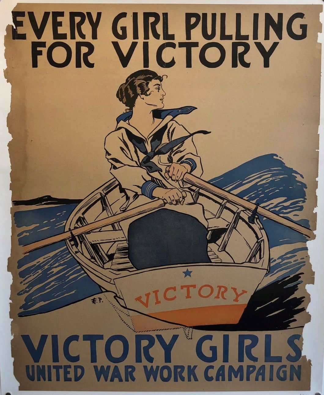 Every Girl Pulling for Victory - Victory Girls
