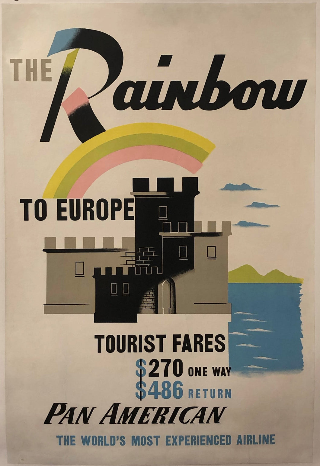 The Rainbow to Europe - Pan American