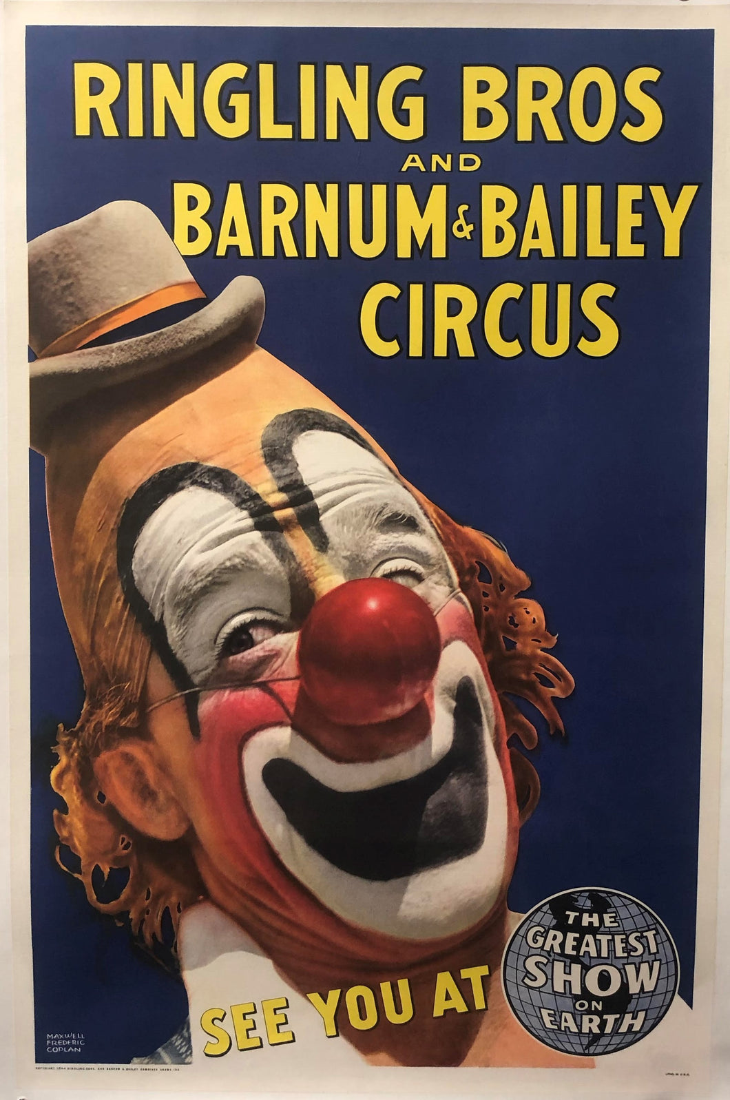 Ringling Bros And Barnum & Bailey Circus (clown)