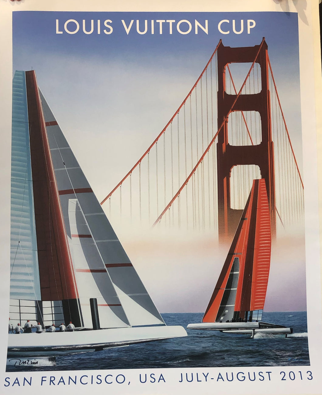 Louis Vuitton Cup San Francisco