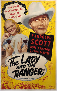The Lady and the Ranger (Road to Reno)