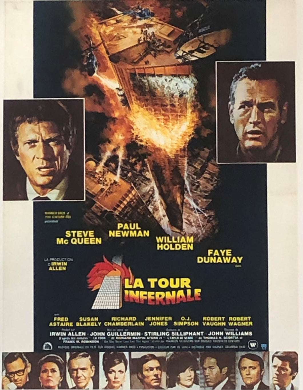 The Towering Inferno (French)