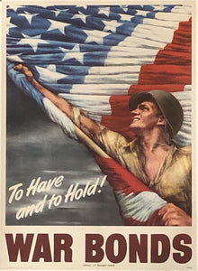 To Have and to Hold! War Bonds