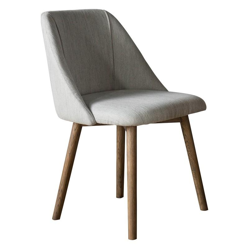 Elliot Dining Chair Neutral