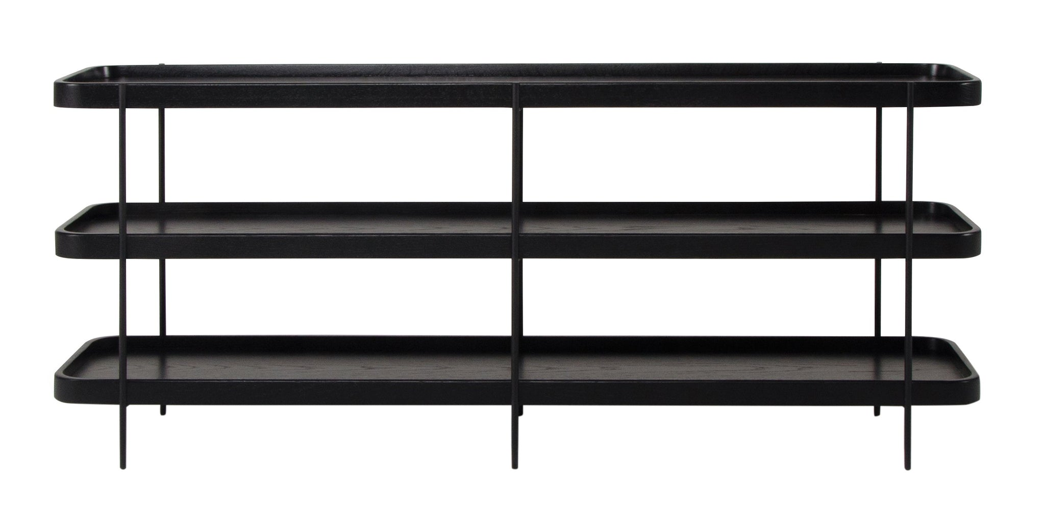 Sketch Bookshelf Black Onyx