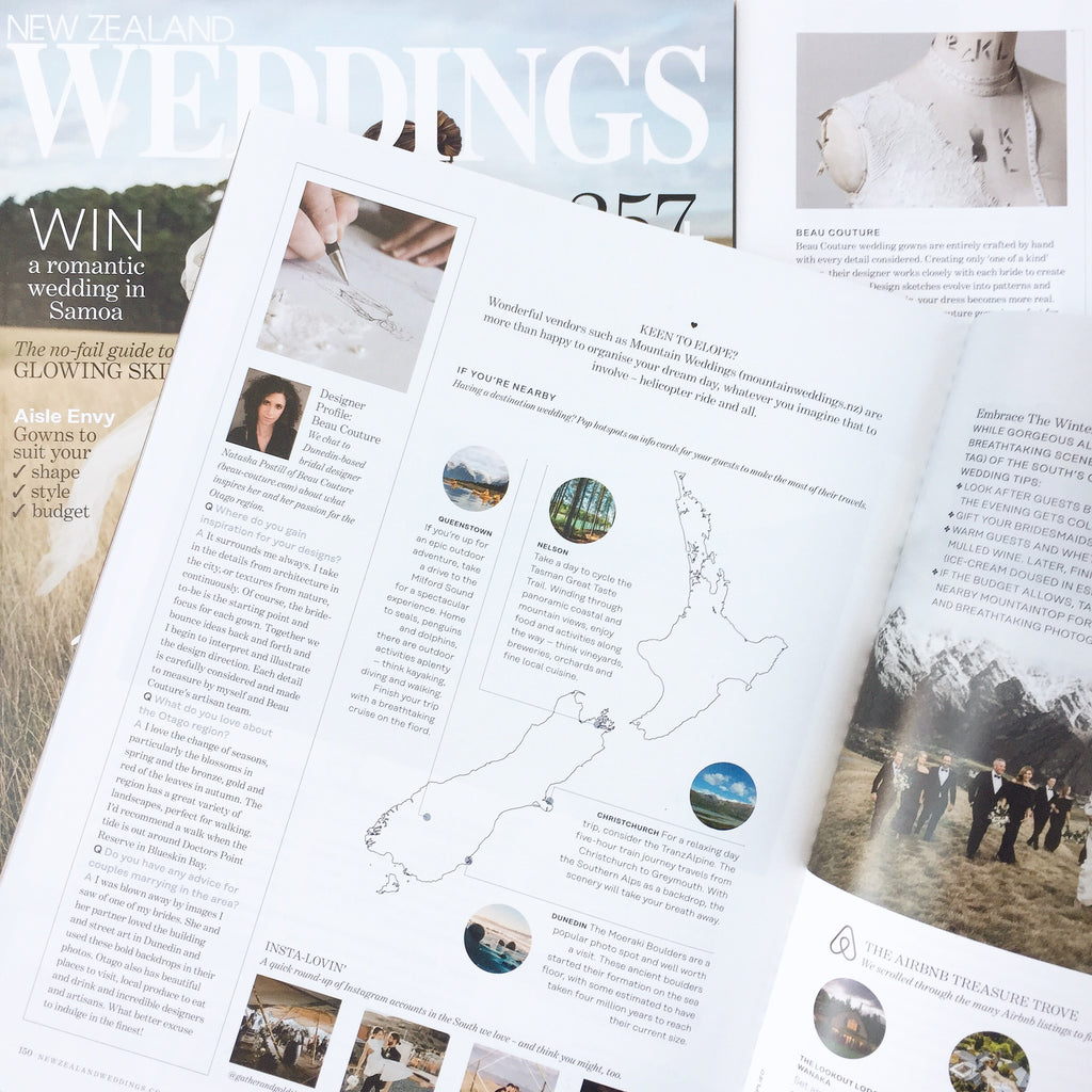 Say 'I Do' In The South Island: New Zealand Weddings