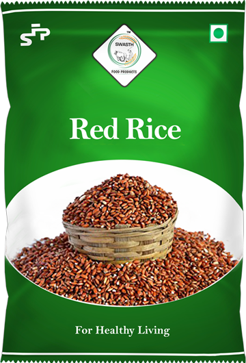 Swasth Unpolished Red Rice