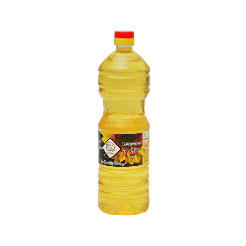 Swasth Coldpressed Sunflower Oil