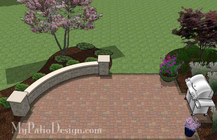 Paver Patio #S-031501-01