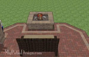 Paver Patio #S-043501-01