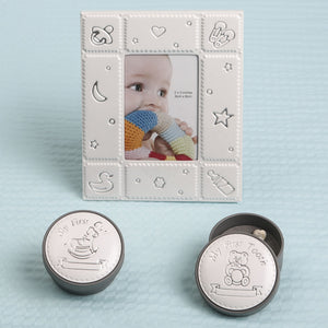 Adorable Three Piece Baby Gift Set
