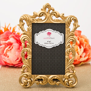 Baroque Gold Metallic Frame From Gifts