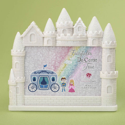 Castle 4 x 6 Picture Frame