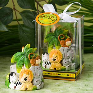 Jungle Critters Candle