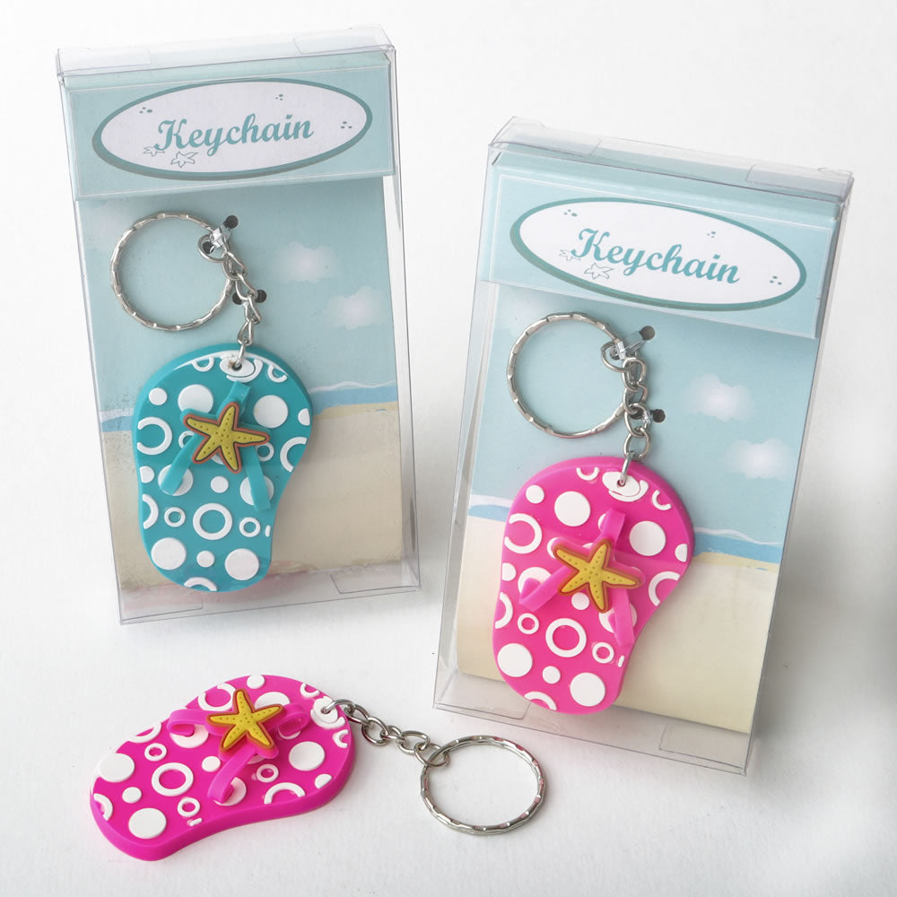 Flip Flop Key Chain From Gifts By Favorrific