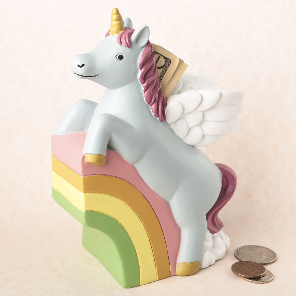 Adorable Unicorn Bank From Gifts By Favorrific