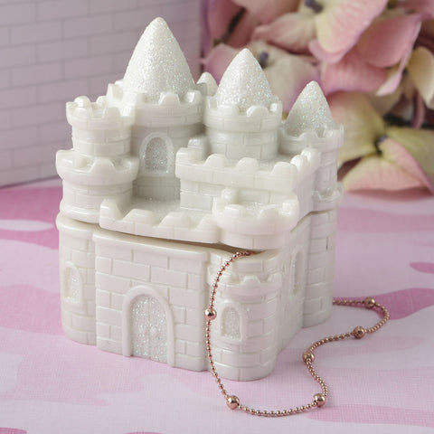 Fairytale Castle Covered Box From Gifts By Favorrific