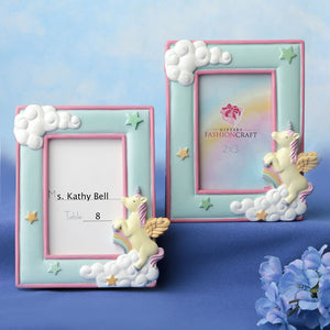 Unicorn Placecard Frame / Picture Frame
