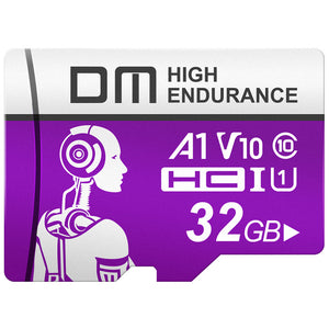 DM 16GB 32GB 64GB 128GB 256GB C10 U3 95MB/s High Speed TF Memory Card For Smart Phone Tablet Car DVR Drone