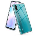 Load image into Gallery viewer, Bakeey for Xiaomi Redmi 9A Case Crystal Transparent Shockproof Non-Yellow Hard PC Protective Case Back Cover