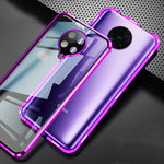 Load image into Gallery viewer, Bakeey Magnetic Adsorption Front+Back Double-sided + Lens Protector 360° Full Body Flip Protective Case for Poco F2 Pro