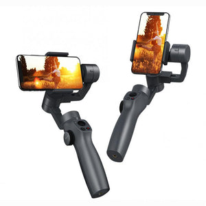 FUNSNAP Capture2 3-Axis Handheld Anti-shake Gimbal Stabilizer For Samsung for iphone X XR 8 7 for Gopro Camera