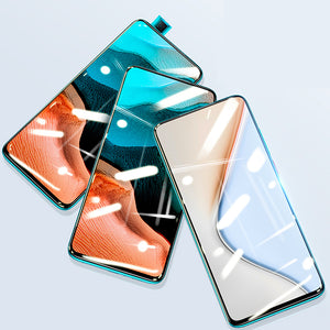 3Pcs / 5Pcs Bakeey HD Clear 9H Anti-explosion Tempered Glass Screen Protector for Xiaomi Poco F2 Pro / Xiaomi Redmi K30 Pro